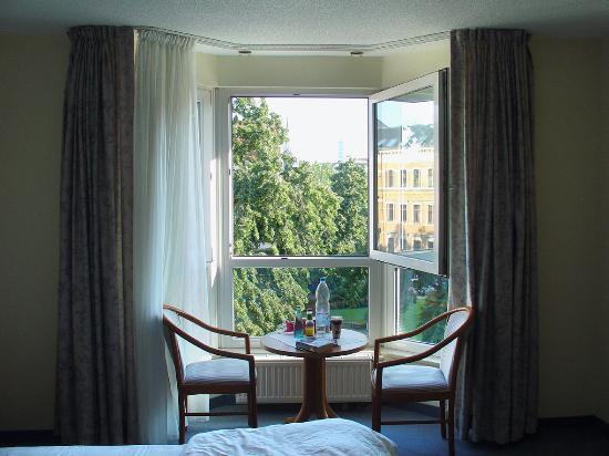 Hotel Markgraf Leipzig: Aussicht