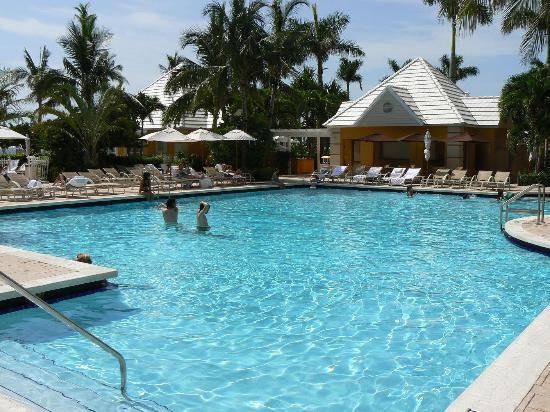 The Ritz-Carlton Key Biscayne: Pool Area