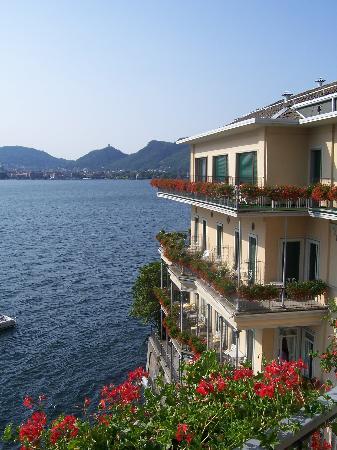Hotel Villa Flori: Hotel Balconys