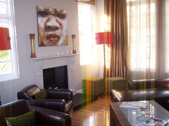 Derwent House Boutique Hotel : Comfortable lounge