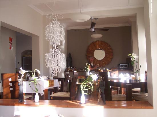 Derwent House Boutique Hotel : Fab breakfasts here!