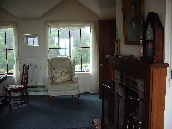 Fensalden Inn: part of the guest suite