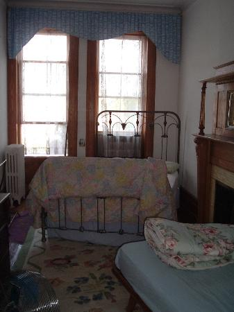 New York Gisele's Bed and Breakfast: chambre