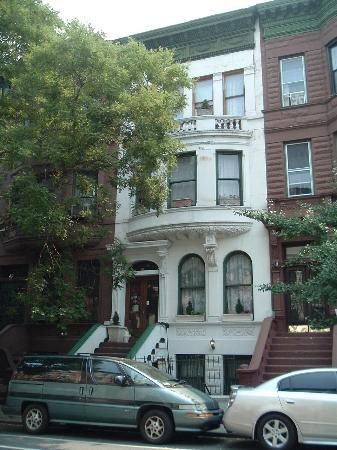 New York Gisele's Bed and Breakfast: maison de l'extérieur
