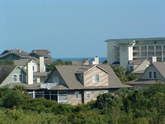 Litchfield Beach & Golf Resort: View from 4th floor Hotel