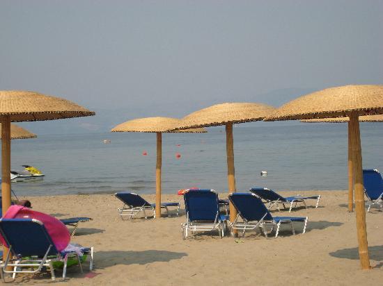 Mayor Capo Di Corfu: Cavo Bianco beach