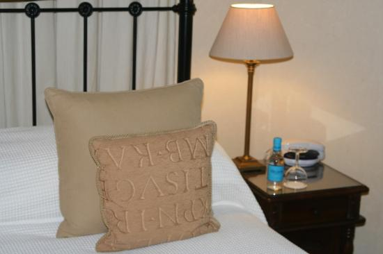 Oldfields House: quality linen