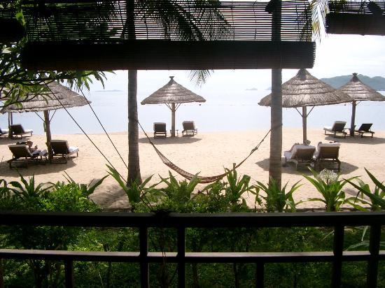 Evason Ana Mandara Nha Trang : View from Verandah Room 309