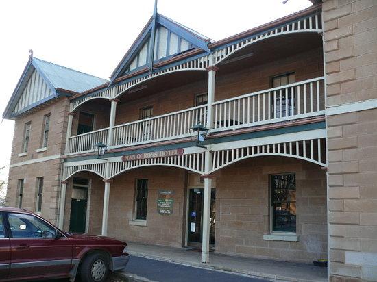Man O' Ross Hotel: Man O'Ross midlands Tassie