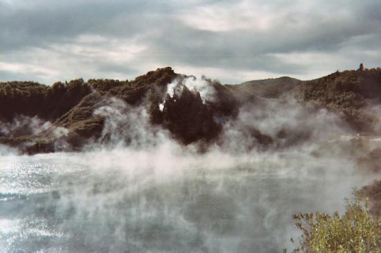 Best Western Braeside Rotorua: Waimangu Volcanic Valley 2