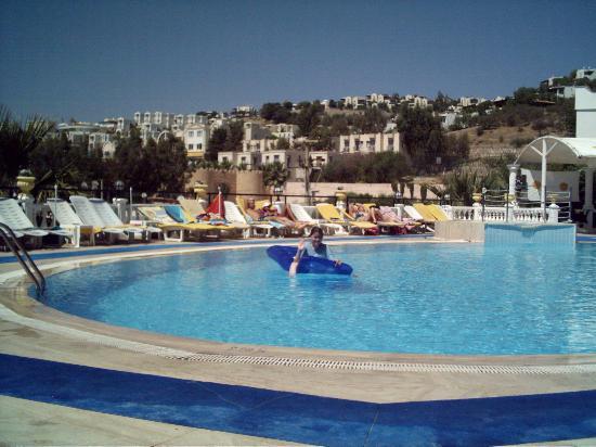 La Maison Aparthotel: The FAB pool