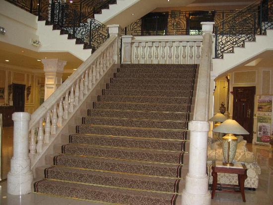 The Heritage Killenard: The lobby