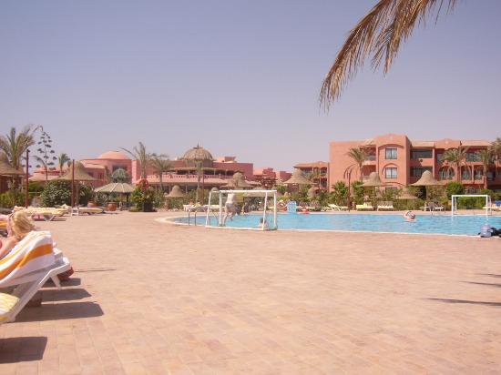 Park Inn by Radisson Sharm El Sheikh Resort : photo of one of the pools