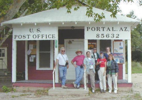 Portal Peak Lodge: Portal, AZ, August 5, 2007
