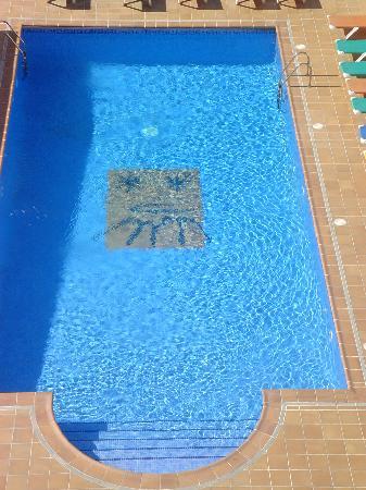L'Estartit, İspanya: la piscine de l'hôtel