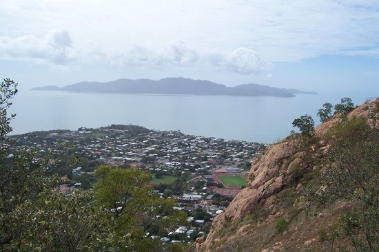 Townsville, Austrália: Kissing Point to Magnetic Island