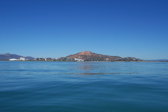 Townsville, Avustralya: Castle Hill and the Strand
