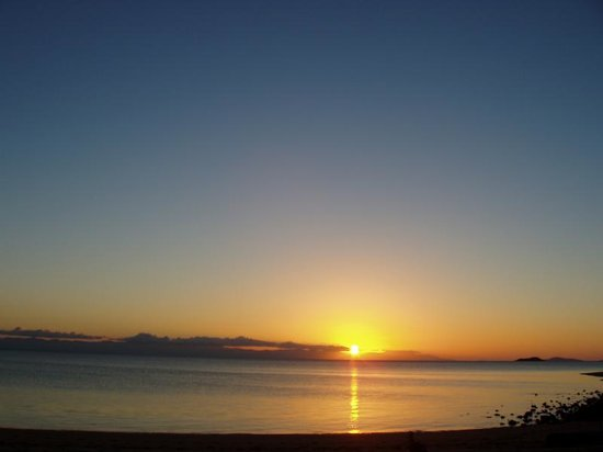 Magnetic Island, ออสเตรเลีย: Sunrise