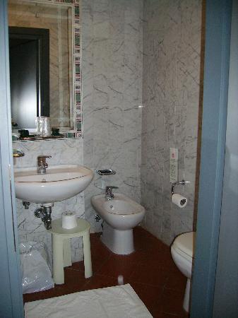Hotel Panama: salle de bain