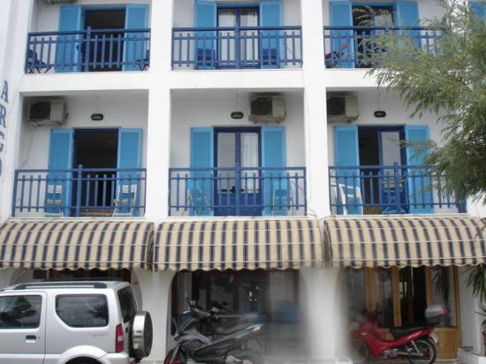Argo Hotel: l'hotel