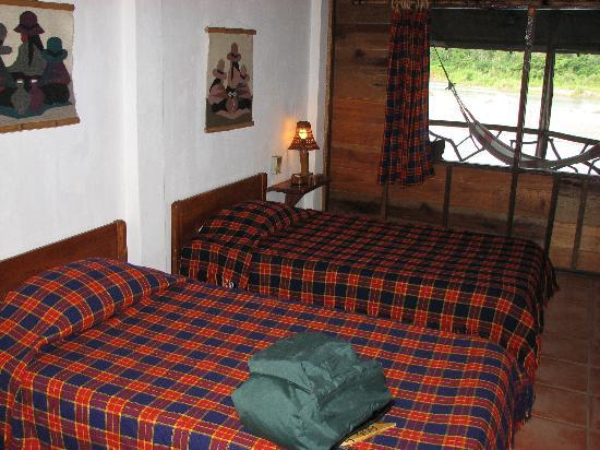 Puerto Napo, Ισημερινός: our room