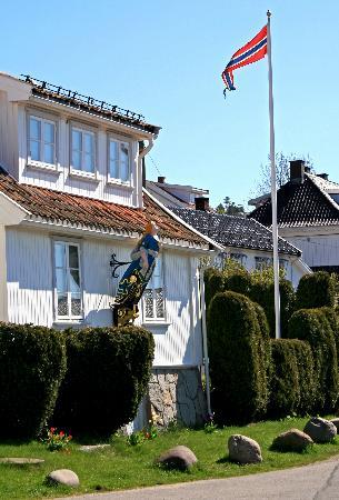 Drobak shipmaster's house