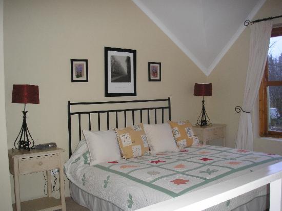Auberge La Dauphine: Our room