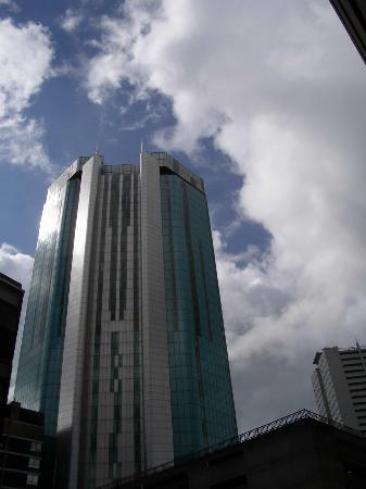 Radisson Blu Hotel, Birmingham: Sure an impressive building