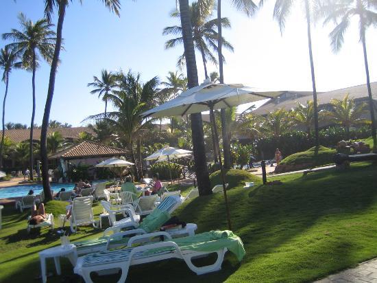 Catussaba Resort Hotel : Catassuba Pool Area