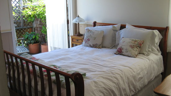 The Griffin House Inn: Bed