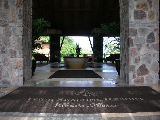 Four Seasons Resort Costa Rica at Peninsula Papagayo : Lobby