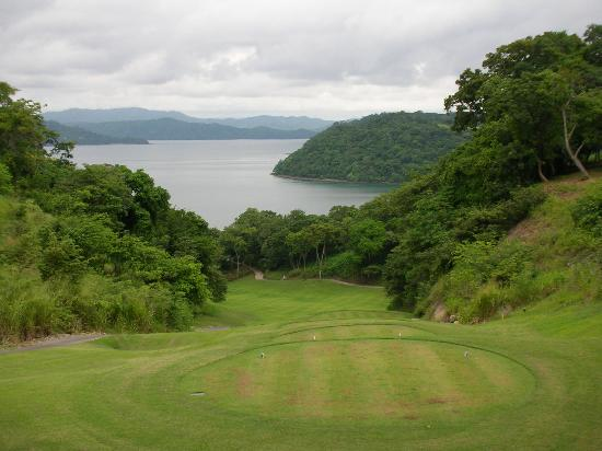 Four Seasons Resort Costa Rica at Peninsula Papagayo: View from Golf Course