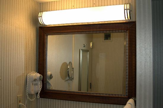 InterContinental Suites Hotel Cleveland: Primary Mirror