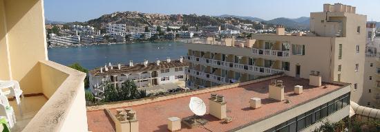 Bahia del Sol Hotel: View from balcony