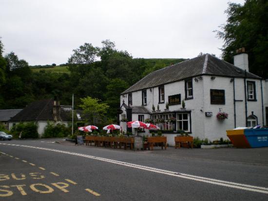 The Famous Bein Inn: Famous Bein Inn Hotel. Glenfarg - Scozia
