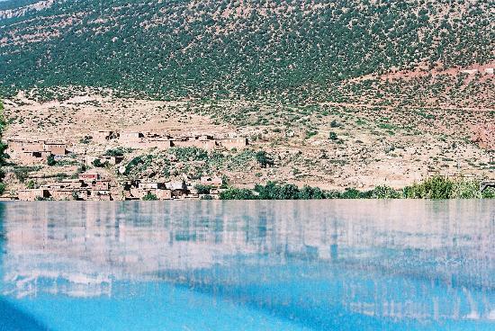 Kasbah Tamadot : Pool