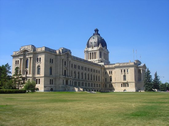 Regina, Canadá: Legislative Building