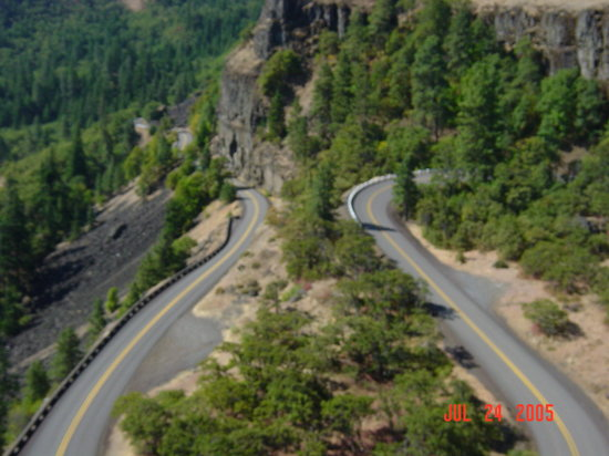 Columbia Gorge Scenic Highway