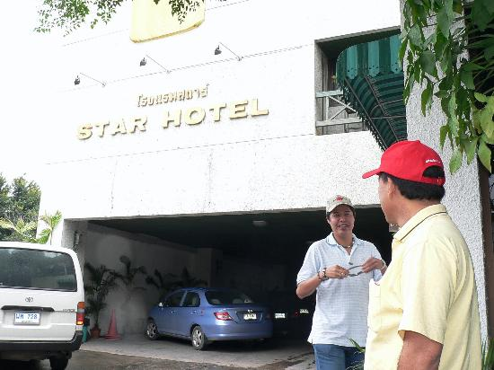 Star Hotel Chiang Mai: our hotel, all ours