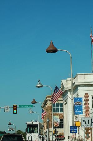 White Rose Motel : Hershey - Chocolate Avenue