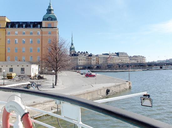 Malardrottningen Yacht Hotel and Restaurant: location