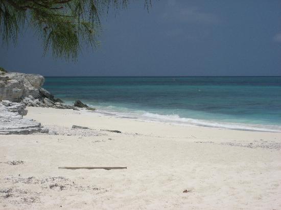 Alexandra Resort: Secluded beach