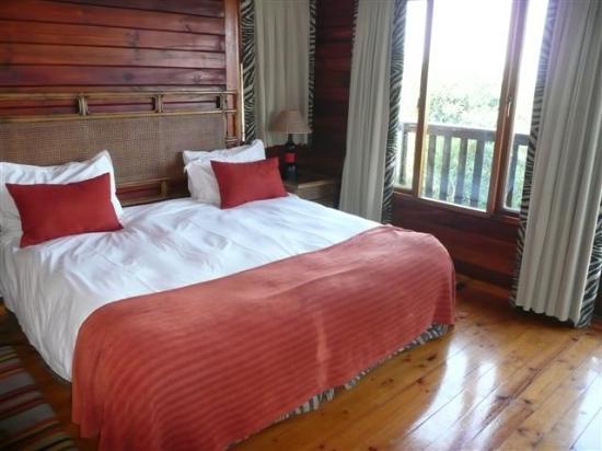 Kariega Game Reserve: Bedroom 1