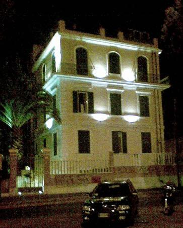 The Latinum At Night Picture Of Hotel Latinum Rome Tripadvisor