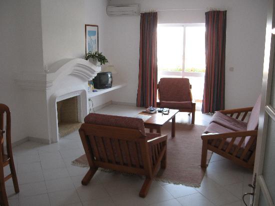 Vilabranca Apartments: Living room