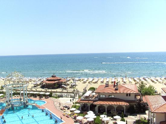 Helena Sands Hotel: View from a standard room