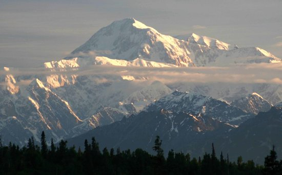 Grand Denali Tour