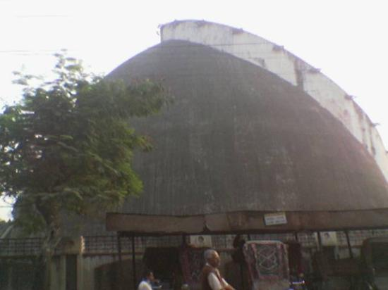 Bihar, India: Patna- Golghar