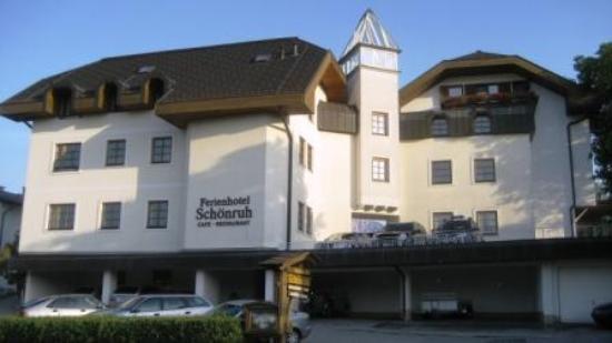 Ferienhotel Schönruh: Aussenansicht 1