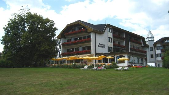 Ferienhotel Schönruh: Aussenansicht 3